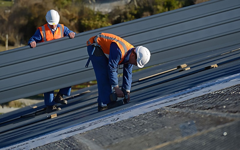 commercial roof installation contractors
